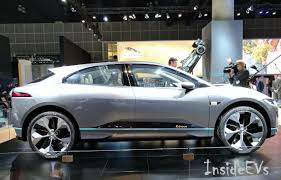2018 jaguar concept. beautiful jaguar jaguar ipace debuted at the los angeles auto show this week insideevs throughout 2018 jaguar concept