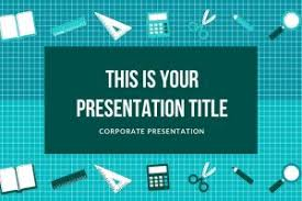 Teaching Powerpoint Backgrounds 25 Free Education Powerpoint Templates For Teachers And