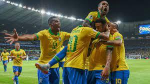 Copa America - Jesus and Firmino goals ...