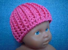 Crochet Preemie Hat Pattern Adorable Ravelry Ribbed Crochet Preemie Hat Pattern By Donnetta Johnson