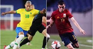 Brazil vs Spain Olympic Final Live ...