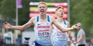 Oliver Dustin – British Athletics