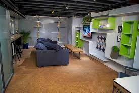 diy basement finishing ideas