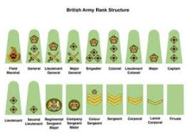 Army Nco Ranks Chart Is It Time For A New Military Rank Structure Wavell Room