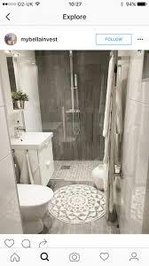 Tile wood floor. Small Basement BathroomBathroom Floor PlansBathroom  PlumbingBathroom MatBathroom ...