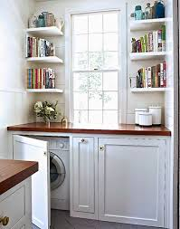 Bifold Kitchen Cabinet Doors 10 Clever Ways To Conceal Your Laundry