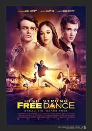 Romantic Movie Poster High Strung Free Dance See The New Romantic Trailer And Poster