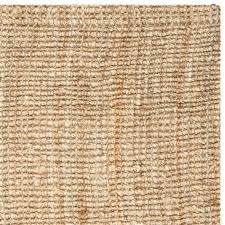 10x14 jute rug casual natural fiber hand woven natural accents chunky thick jute rug x x free 10x14 jute rug