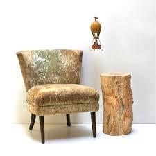 Coffee Table Tree Tree Stump Nightstand End Side Table Stool Seat Organic