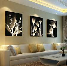 modern wall art living room decorative painting modern sofa background flower design wall painting unframed canvas modern wall art contemporary