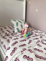 sassy the seahorse duvet set