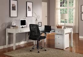 parker house boca l shaped desk cottage white modern desks hayneedle