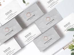 colour cube business cards logo stylish brand brand ideny stationary design business stationary branding design interior
