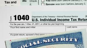 Ss Disability Pay Chart 2017 Are Social Security Benefits Taxable After Age 62