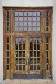 school doors. One School Doors
