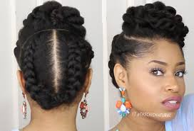 5 gorgeous natural hair styles that are super easy to do