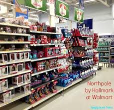 the northpole gifts by hallmark are now available at your local walmart while supplies last