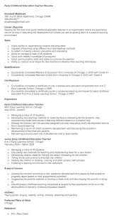 Substitute Teacher Resume Gorgeous Sample Resume Long Term Substitute Teacher Cover Letter S Gta