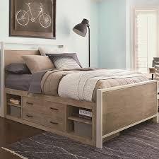#myRoom Twin Storage Bed by Smartstuff at HomeWorld Furniture