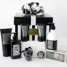 man toiletries gift box