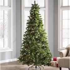 Glittery Bristle 65ft 195cm Slim Pre Lit Artificial Christmas TreeArtificial Christmas Tree Without Lights