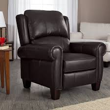 office recliners. amazoncom brown leather reclinerliving room furniturebarcalounger office chair recliners charleston wingbackbuy today kitchen u0026 dining n
