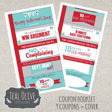 naughty love coupons valentine coupon book printable love coupons r tic coupons diy coupon booklet