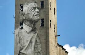 this stunning silo mural makes a west nashville old timer an icon of the nations redevelopment