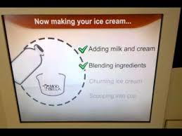 Moobella Vending Machine Unique Moo Bella Ice Cream Machine At Salem State College YouTube