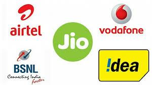 Jio Airtel Vodafone Idea Bsnl Aircel Who Offers The