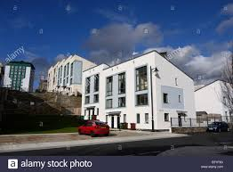 new housing in devonport plymouth devon uk
