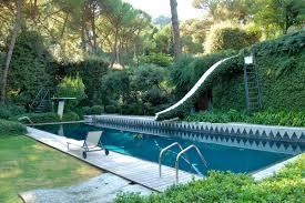 Pietro porcinai lavori villa doney giardino piscina annessi