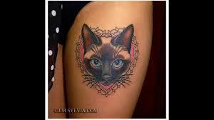 значение тату кот фото рисунков татуировок на теле