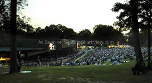 Merriweather Post Pavilion Columbia Md Seating Chart View