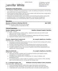 Successful Resume Format Gorgeous Successful Resume Format Resume Format For Nursing Best Resume