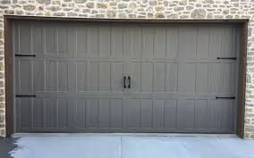 gallery image gallery image stained garage door options