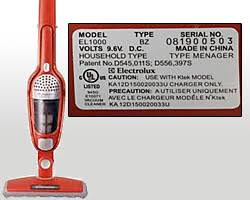 electrolux 2 in 1 cordless. electrolux has recalled 320,000 of its cordless 2-in-1 combination hand/stick vacuums because the vacuums\u0027 batteries can expand and burst, posing a risk 2 in 1 l
