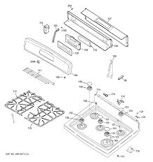 home depot ge stove wiring diagram database ge jgb282det3bb small surface burner head 2 75 in 5k