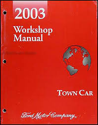 2003 lincoln town car original wiring diagrams related products