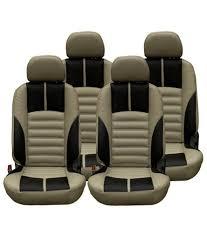 elaxa car seat covers for honda jazz beige