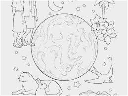 7 Days Of Creation Coloring Pages Pretty Coloring 7 Days Creation