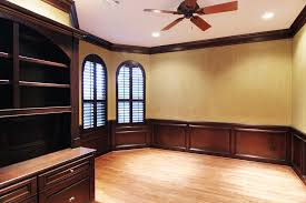 office paneling. Images Of Offices With Wood Wainscot | Rich Dark Paneling Plantation Shutters And Beautifully Office W