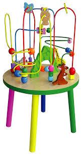 viga  wooden bead maze table  entropy