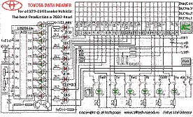 toyota 1uz wiring diagram wiring diagram and schematic 1991 toyota 4runner wiring diagrams 1uz diagram