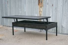 Coffee Table With Adjustable Top Combine 9 Industrial Furniture The Versatile Lift Top Coffee
