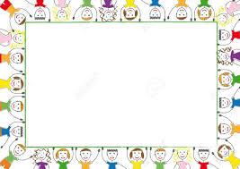 Preschool Border Preschool Borders Clip Art Rr Collections
