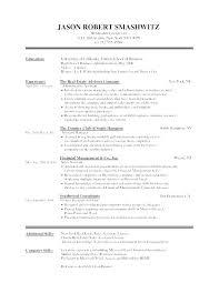 Curriculum Vitae Resume Template Resume Template Layout