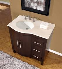 details about 36 bathroom single sink cabinet lavatory vanity furniture left sink 912cm l
