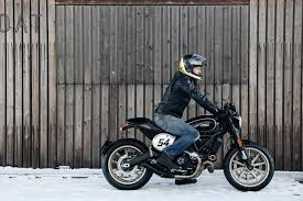 ducati scrambler cafe racer launched in