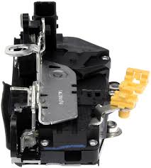 amazon dorman 931 303 front drivers side door lock actuator motor for select chevrolet gmc cadillac trucks automotive